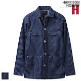 [해리슨]HARRISON - BS 워크 스트라이프 자켓 SU1038 재킷