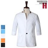 [해리슨]HARRISON - 린넨 7부 자켓 PK1045 재킷