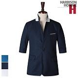 [해리슨]HARRISON - 린넨 배색 7부 자켓 PK1046 재킷