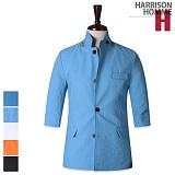 [해리슨]HARRISON - 린넨 비조 7부 자켓 PK1048 재킷