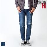 [해리슨]HARRISON - 4085 브로쉬 구제 데님 GJ1087 청바지