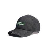 [티엔피]TNP - STAY WILD BALL CAP - BLACK 볼캡 야구모자