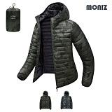 [모니즈]MONIZ 밀리터리 후드 초경량 패딩점퍼 LPD006