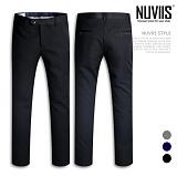 [뉴비스] NUVIIS - 본딩 기모 슬랙스 (AD042LPN)