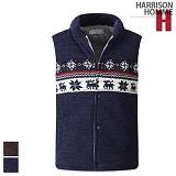 [해리슨]HARRISON - 눈꽃 조끼 패딩 NC1100