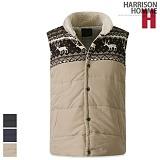[해리슨]HARRISON - 양털 조끼 패딩 NC1101