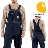 [칼하트]CARHARTT - [당일출고]칼하트 데님빕 오버롤 팬츠 청바지 US라인 정품