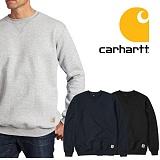 [칼하트]CARHARTT - K124 미드웨이트 스웨셔츠 맨투맨 3종 US라인 정품