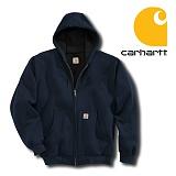[칼하트]CARHARTT - [당일출고]칼하트 러틀랜드 써멀후드집업 네이비 US라인 정품