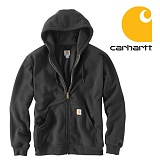 [칼하트]CARHARTT - [당일출고]칼하트 러틀랜드 써멀후드집업 챠콜 US라인 정품