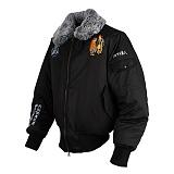 [로맨틱크라운]ROMANTIC CROWN - 월하정인 Bomber jacket_BLACK 봄버 재킷 자켓 점퍼