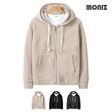 [모니즈]MONIZ 모던 후리스 후드집업 HZP016 후디