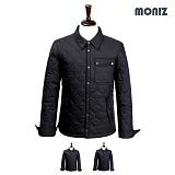 [모니즈]MONIZ 초경량 패딩 셔츠 자켓 PJP021