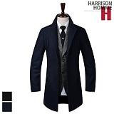 [해리슨]HARRISON - 모직 시보리 롱 코트 MA1016
