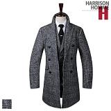 [해리슨]HARRISON - G 체크 러블 코트 MA1015