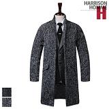 [해리슨]HARRISON - 넝클 보카시 롱 루즈 코트 RM1163