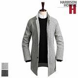 [해리슨]HARRISON - 자이크 니트 하프 코트 RM1150