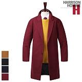 [해리슨]HARRISON - 빗살 오버핏 SY 코트 RW1239