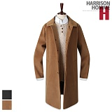 [해리슨]HARRISON - LS 505 프리미엄 히든 오버핏 코트 TB1391