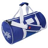 [데이라이프]DAYLIFE PLAY TRACK BAG (BLUE) 플레이 트랙백 가방 보스턴백 패치