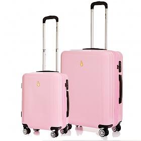 [오그램] ogram - 캐리미PC하드캐리어 핑크 (20/25inch) 여행용 캐리어 여행가방