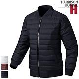 [해리슨]HARRISON - 스트라이프 가로 퀄팅 누빔자켓 CS1226 패딩