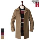 [해리슨]HARRISON - 베이직 모직 코트 RM1212