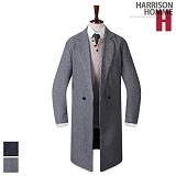 [해리슨]HARRISON - 더블 오버 코트 NC1064