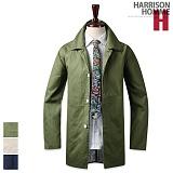 [해리슨]HARRISON - 기본면코트 KT1050