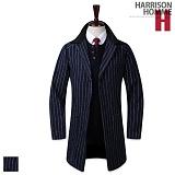 [해리슨]HARRISON - 누빔 ST 네이비 DB1114 코트