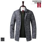 [해리슨]HARRISON - 누빔 보카시 그레이 DB1113 코트
