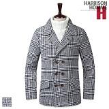[해리슨]HARRISON - 누빔 더블 글렌 DB1112 코트