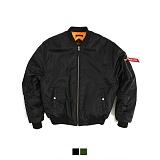 [어커버]ACOVER - [MA-1 6oz] Shirring Padding Jacket 항공점퍼 항공자켓 항공패딩 항공패딩점퍼
