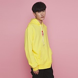 [CYCHOI 1/4] CCCC oneday delivery 후디_옐로우