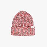 [도프]DOPE Woven Label Knit Beanie (Red) 비니