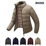 [모니즈]MONIZ 빅퀼팅 초경량 패딩점퍼 LPD014