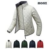 [모니즈]MONIZ 보아털 초경량 패딩점퍼 LPD013