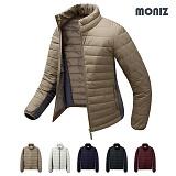 [모니즈]MONIZ 배색 초경량 패딩점퍼 LPD012