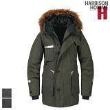 [해리슨]HARRISON - PD27 라쿤 카메라맨 패딩 WS1259 파카 야상패딩