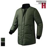 [해리슨]HARRISON - 1504 롱 항공점퍼 CH1021 패딩 롱패딩 야상패딩