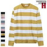 [해리슨]HARRISON - SW7001 비비드 단가라 니트 YE1376