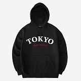 [레이쿠] reiku original c005 hoodie-k black 기모 후드티
