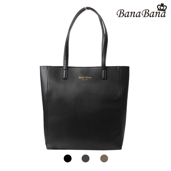 [바나바나] 로사 쇼퍼백 HMWCA079OA1 블랙 여성가방