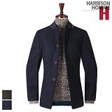 [해리슨] HARRSION 싱글 패딩 모직 코트 402 WS1148