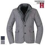 [해리슨] HARRSION PD21 인퀼팅 레이어드 패딩 자켓 WS1253
