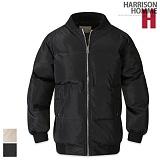 [해리슨] HARRSION 항공 덕다운 패딩 RM1209 야상패딩