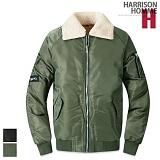 [해리슨] HARRSION 항공 샤링 덕다운 패딩 RM1210 야상패딩
