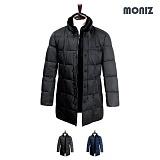 [모니즈]MONIZ 토끼털 덕다운 패딩 점퍼 PJP010