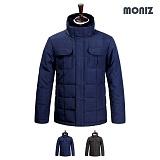 [모니즈]MONIZ 토끼털 하이넥 패딩 점퍼 PJP007