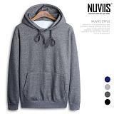 [뉴비스] NUVIIS - 기본 무지 기모후드티셔츠 (SP036HD)